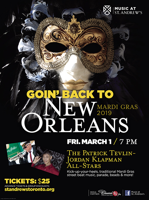 Goin' Back to New Orleans: Mardi Gras 2019